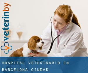 Hospital veterinario en Barcelona (Ciudad)